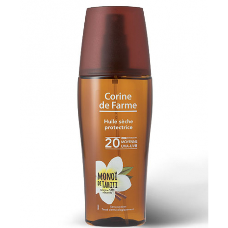 Protective dry oil SPF20 150 ml