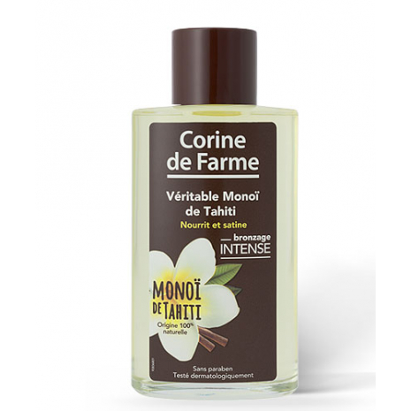 Genuine Tahitian Monoï 100 ml