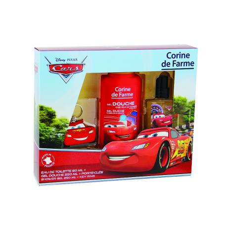 Coffret Cars (Corinedefarme)