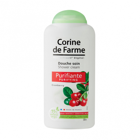 Shower Cream Purifying with Cranberry