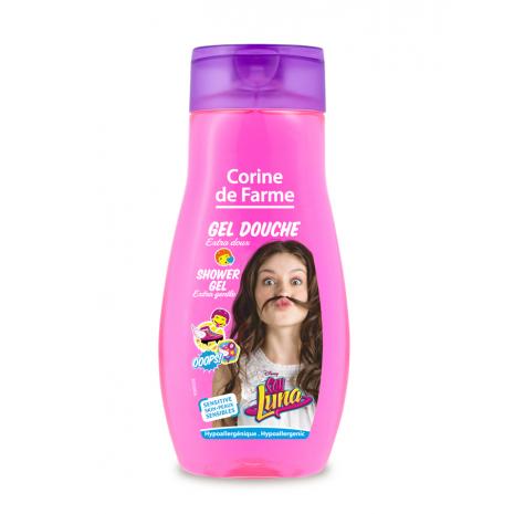 Shower gel Extra gentle Soy Luna