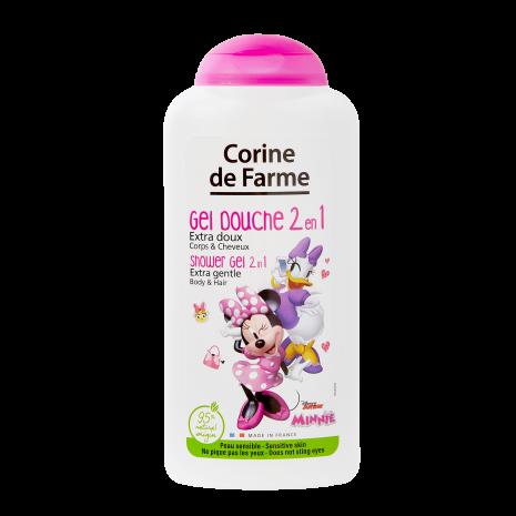 Extra Gentle Shower Gel 2 in 1 Body & Hair Minnie