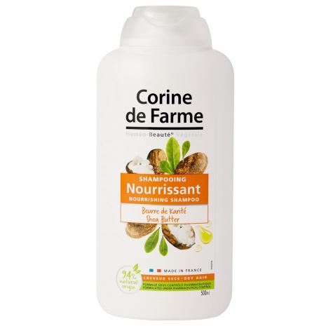 Nourishing Shampoo with Shea Butter - 500ml