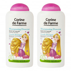 Lot de 2 Shampooing Princesses Disney