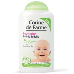 Baby moisturising cleansing lotion 250 ml