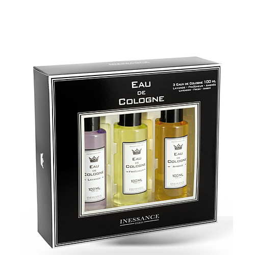 Set 3 Eaux de Cologne 100 ml