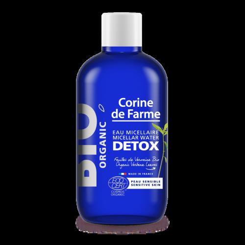 Detox micellar Water -Organic certified