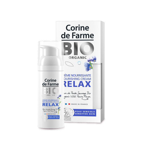 Relax nourishing cream