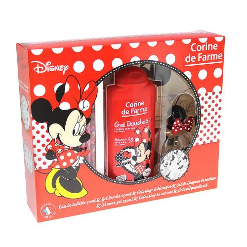 Coffret Eau de toilette Minnie Disney