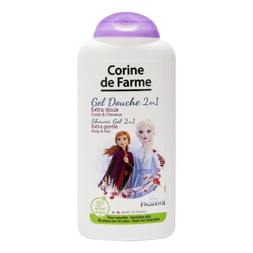 Extra Gentle Shower Gel 2 in 1 Body & Hair Frozen 2