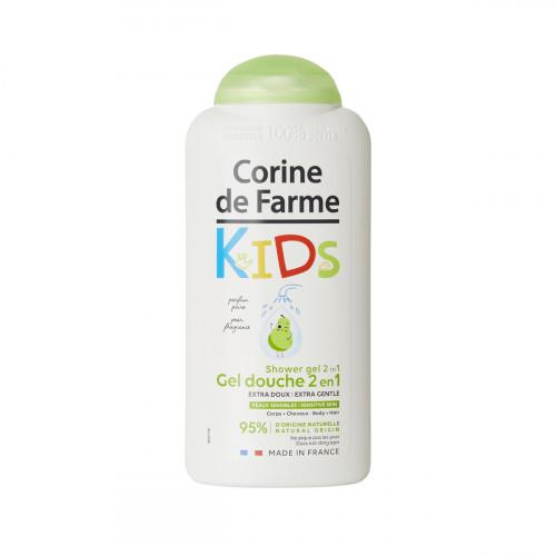 Gel douche Kids Corine de Farme Parfum Poire 300ml