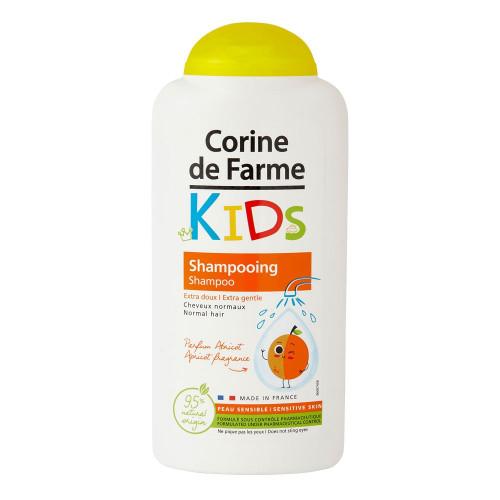 Extra Gentle Shampoo Apricot fragrance